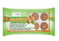 Dulce si crocanta, cu aroma intensa de nuci, Nucita rasfata papilele gustative, in timp ce kilogramele in plus continua sa se topeasca!