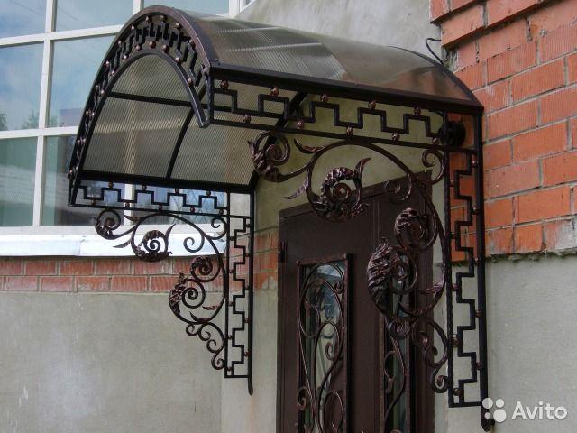 Изготовление металлоконструкций (ворота, заборы и— фотография №1