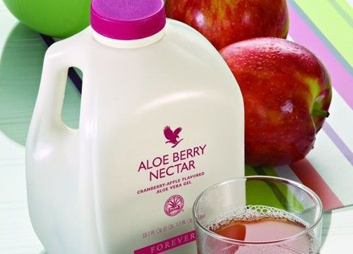 Aloe Vera Berry Nectar - Idealna kombinacija Aloe Vera gela sa dodatkom brusnice. Stanite na kraj infekcijama u organizmu i podignite imunitet pomoću Aloe!