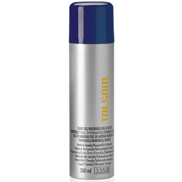 Gel de Afeitar TOLSOM™   Amway  Con una refrescante esencia a cítricos, es un gel que se transforma en una espuma verde azulada de larga duración, lo que permite a tu maquinilla deslizarse con más facilidad a la vez que ofrece un afeitado más cómodo y apurado. El Complejo T-10, con ocho ingredientes hidratantes y dos controladores de grasa, del Gel de Afeitar TOLSOM deja tu rostro con una sensación de hidratación, acondicionamiento y tersura.  www.amway.es/usar/beatrizrodriguez