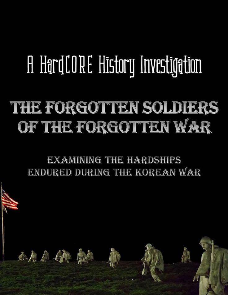an introduction to the forgotten war korean war World war i was arguably the key event of the twentieth century, setting in motion revolutions and wars that would create the contemporary world world war i introduction and overview share flipboard.