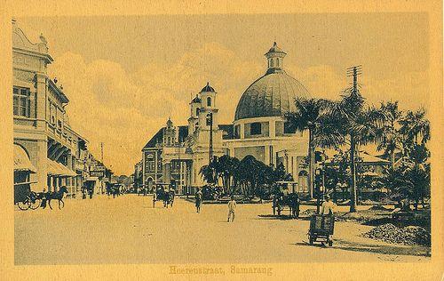 Tempo Doeloe #31 - Semarang, Jalan Letjen Suprapto