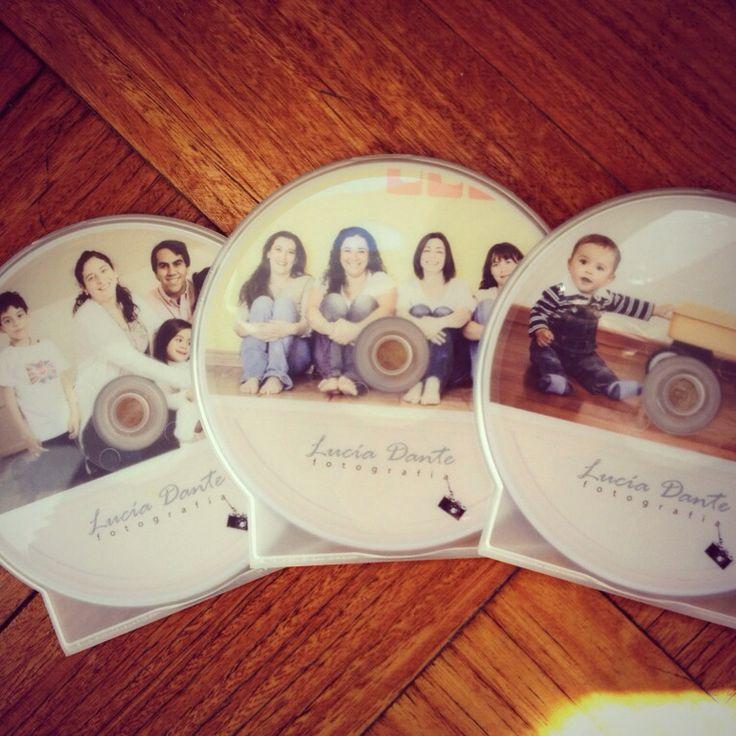 DVD listos! www.luciadantefotografia.cl