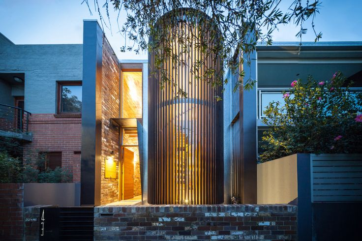 Alexandria Residence – A sustainable urban oasis | CplusC Architectural Workshop
