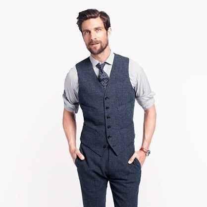 56 best Man Wears a Vest images on Pinterest | Man style, Men ...