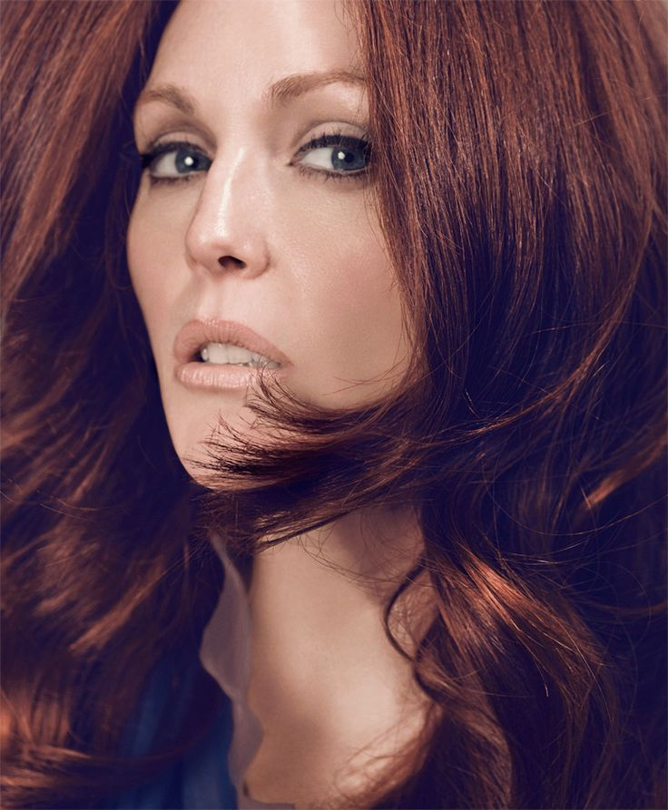 "thegorgeoushussy: "" Julianne Moore I can't even describe what this photo does… """