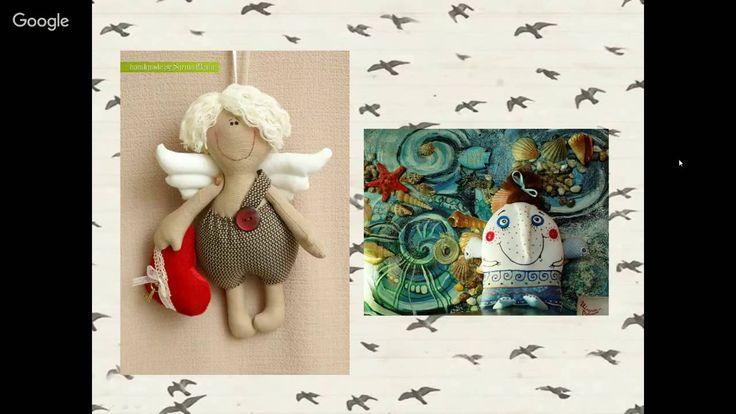 Лора Ладонина (Палмер) куклы в стиле бохо