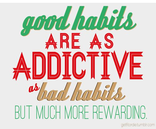 really good tips on how to break, or start a habitGood Habits, Fit, Remember This, Inspiration, Workout Exercies, Motivation Quotes, Bad Habits, Daily Motivation, Weights Loss
