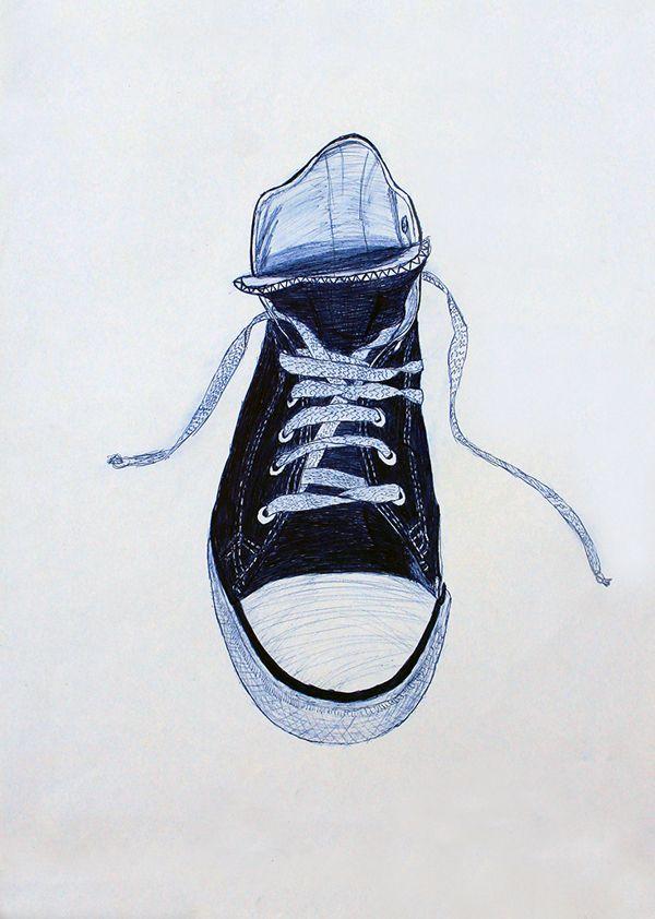O Meu Sapato Desenho de AllStar - Converse ... 2009