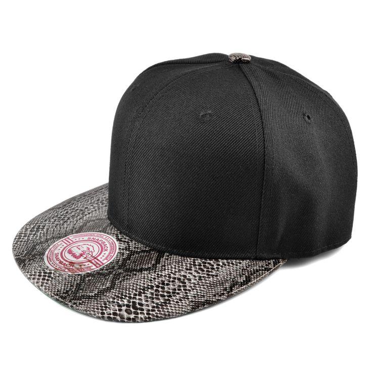 Python Snapback Cap - 249,00kr