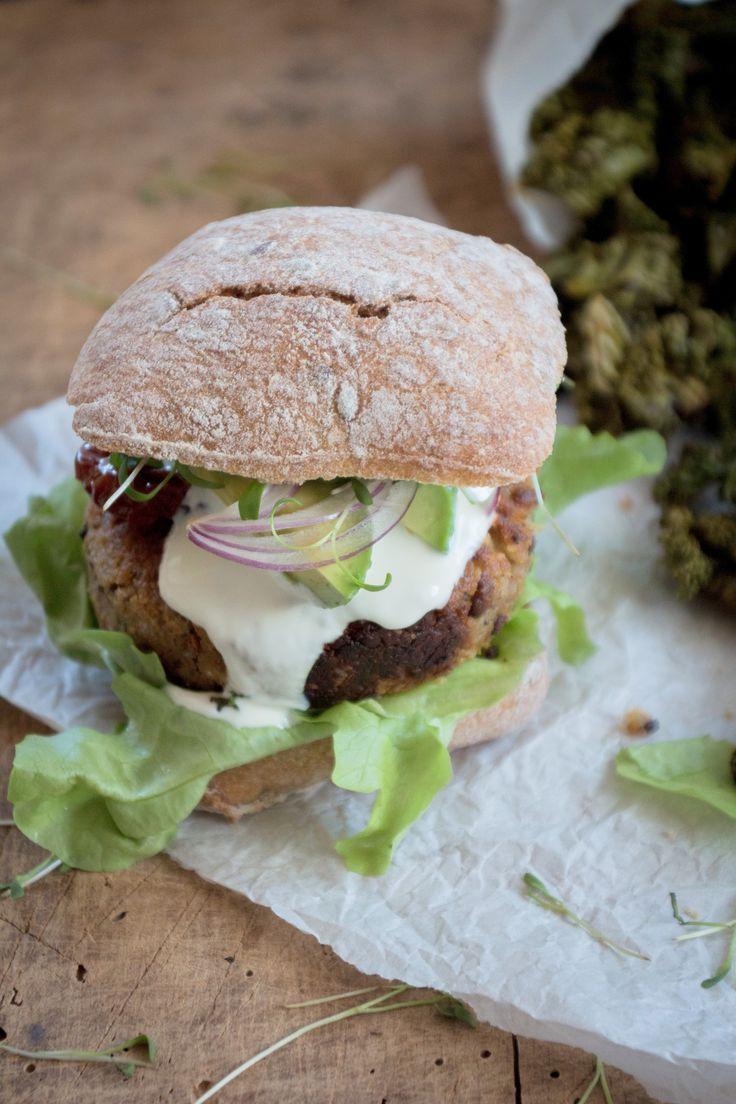 Maroni-Burger von Daniela Becker für #sisterMAG12. #bistro #sandwiches