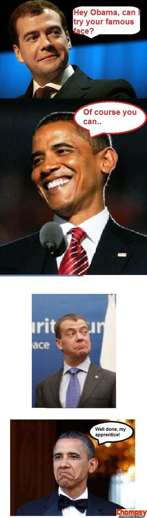 Obama Not Bad
