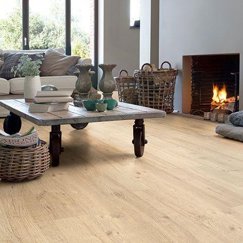 Suelos de tarima flotante para crear un ambiente hogareño y muy cálido