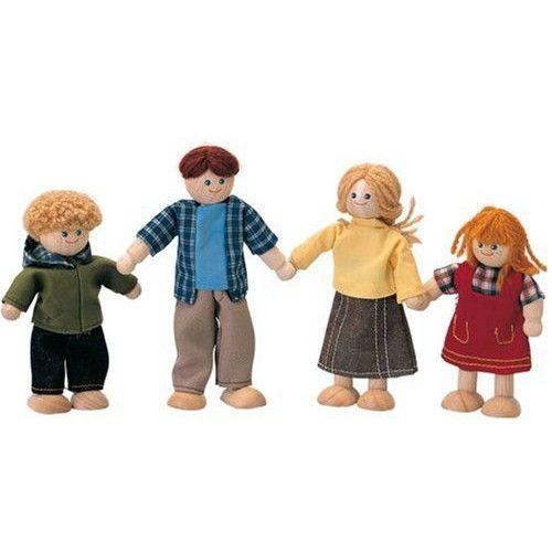 Plan Toys Dollhouse Dolls 26