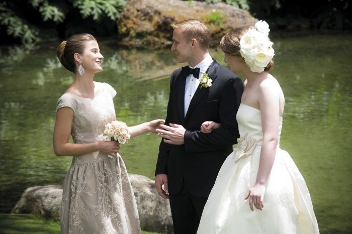 Wedding at Huka Lodge