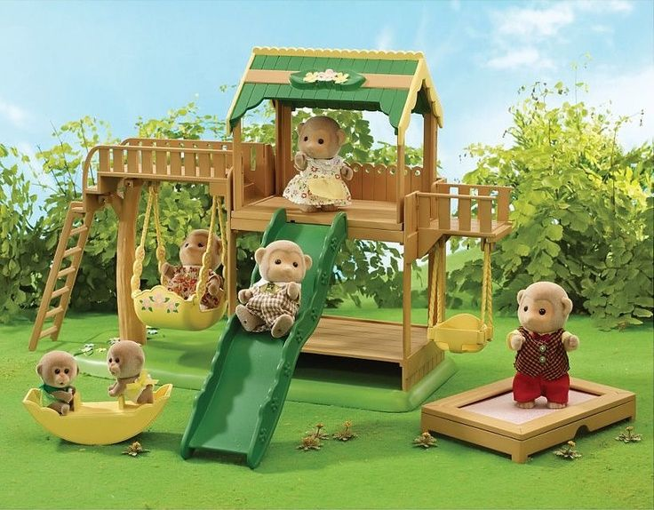 188 Best Images About Sylvanian Families On Pinterest