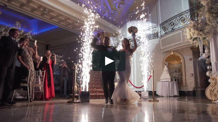 Nicole & Kevin's NJ Same Day Edit (SDE) Wedding Video at The Venetian, NJ by www.abellastudios.com