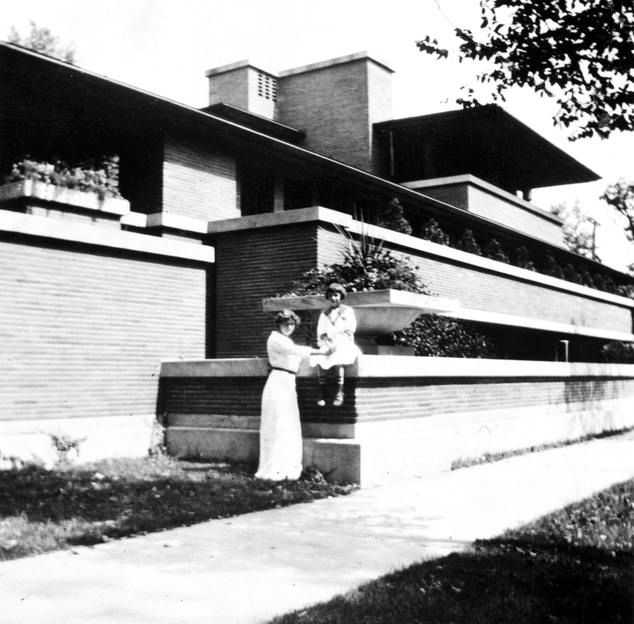 1000 images about frank lloyd wright on pinterest for Frank lloyd wright parents