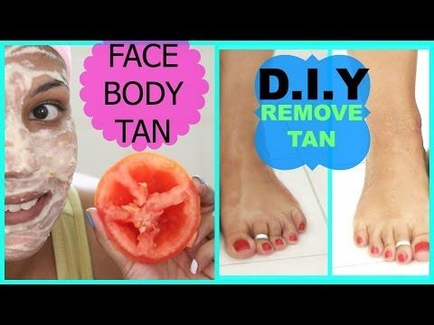 how to get tan fast for prom