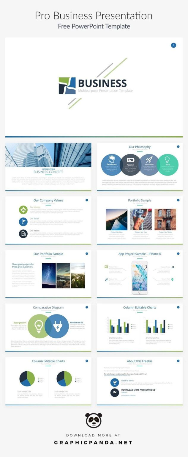 002 Powerpoint Business Card Template Presentation For Business Card Template Free Business Card Templates Business Powerpoint Templates Sample Business Cards