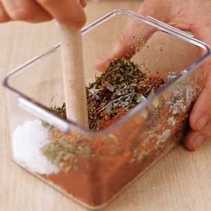 Basic Spice Rub: An all-purpose spice blend is one of the secrets to ...