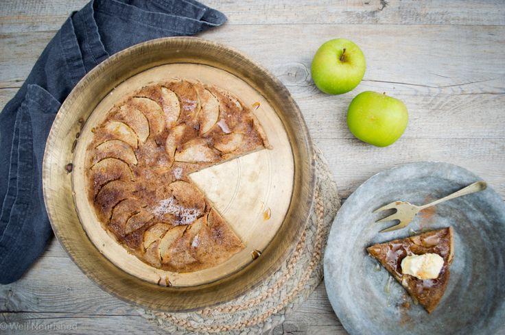 Baked pancake5