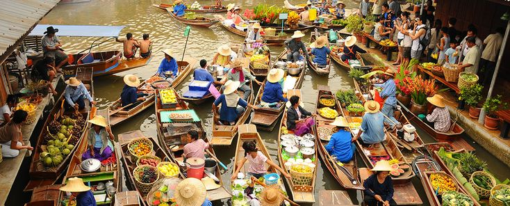 "Amazing Thailand ""I've visited Thailand many times – stayed at the beach, saw the main attractions, and did a lot of shopping – but I never really saw this amazing country until I travelled along the Mekong."""