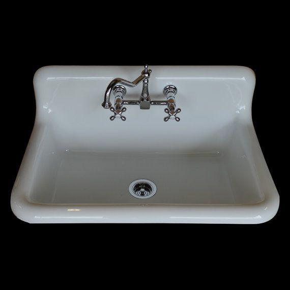 36 x 24 Exclusive Farmhouse Sink Faucet by nbidrainboardsinks