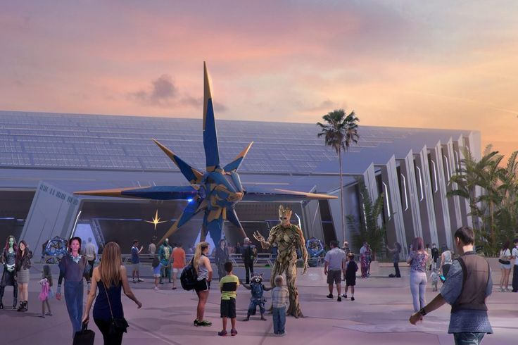 Disney's Once-Futuristic Epcot Is Getting a Modern Overhaul https://link.crwd.fr/MyY