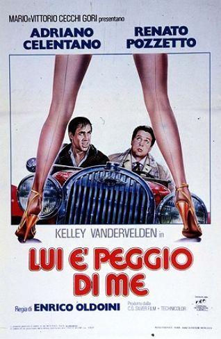Ancora un #classico di #Celentano con il grande #Pozzetto ! #film obbligatorio