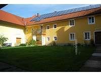 urbanfarm / Gemeinschaftlich genützer Innenhof