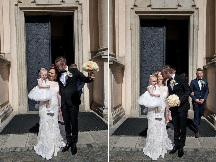 Aleksandra i Thomas reportaż ślubny, Fotografia: Joanna Nowak