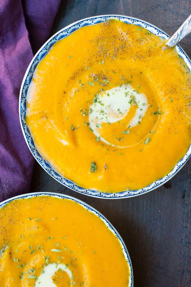 Butternut Squash Soup Ina Garten 25+ best ideas about roasted squash soup on pinterest | roasted