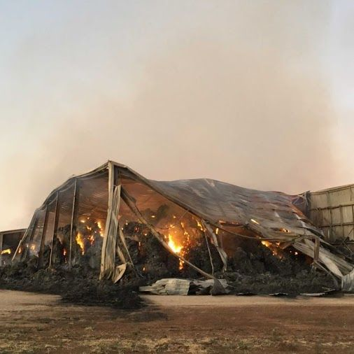 87 homes destroyed damaged in South Australia brush fires ABC Australia:At least 2 people have