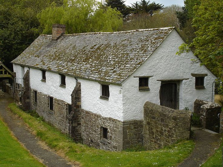 Poundstock Gildhouse in Cornwall is a well-preserved late medieval church house, the only surviving one of its kind in Cornwall that is still used for its original purpose. It has been used continuously since it was built and is a Grade I listed building.