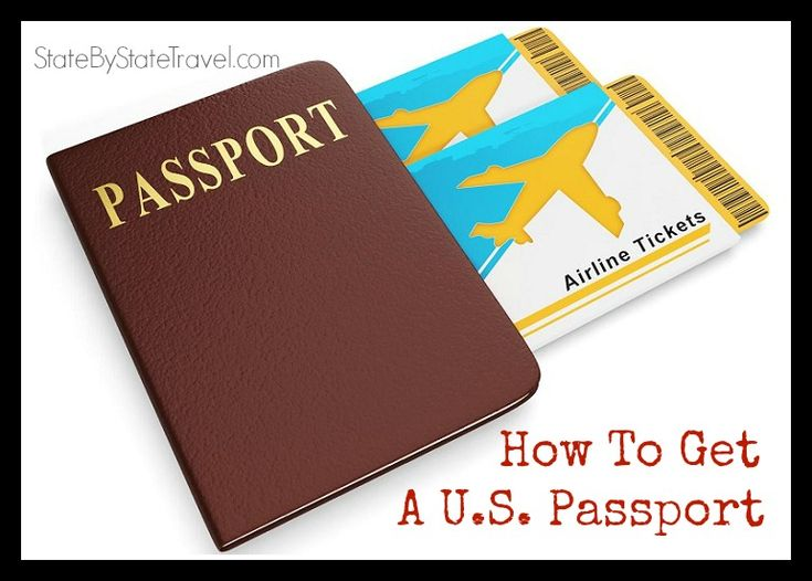 Planning on traveling outside the U.S. for the first time?  Learn how to get a #passport: http://statebystatetravel.com/how-to-get-a-passport/  #travel