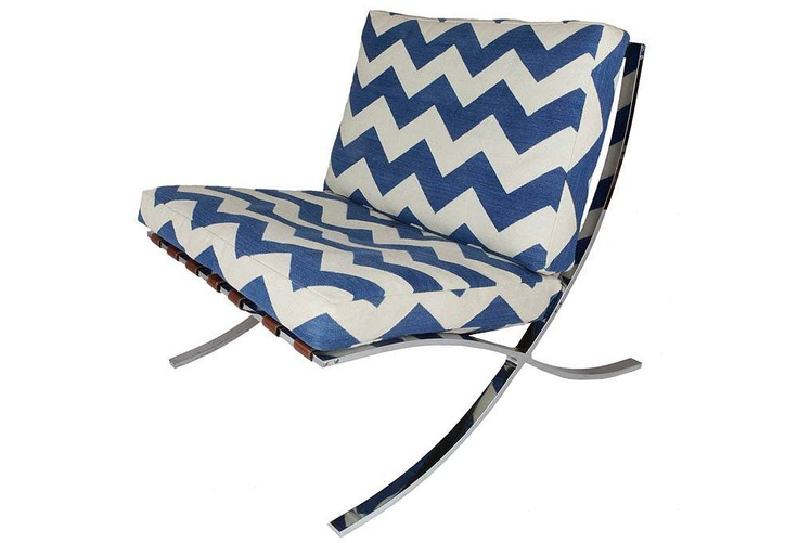 I love.: Decor, Updated Chairs, Sweet, Chevron Obsessed, Chevron Modern, Chair Affair, Furniture Ideas, Chair Chevron Love