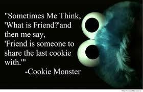 Sharing the last cookie. :) #yogurt #competition #stapleton #smile