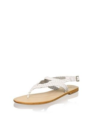 73% OFF Charles by Charles David Women's Visala Sandal (White)