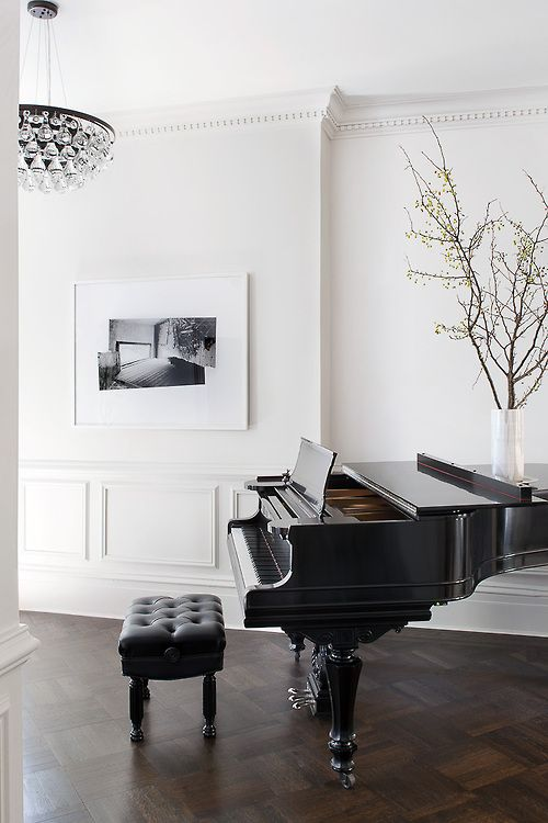 Black Gloss Piano