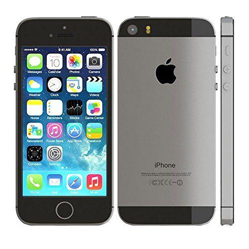 Iphone 5S – 16Go – Gris Sidéral Smartphone reconditionné certifié