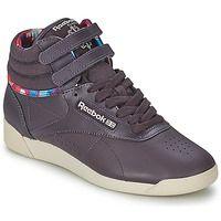 Reebok Classic F/S HI GEO GRAPHICS Violet - Livraison Gratuite avec Spartoo.com ! - Chaussures Basket montante Femme 47,99 €