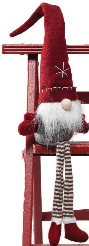 The gnomes have come to town ready to accent your Christmas decor. These can…