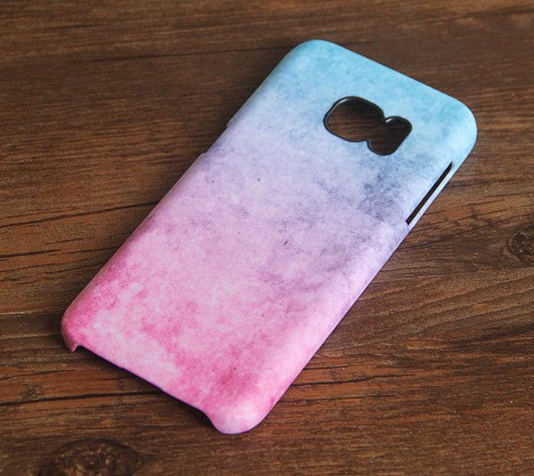 Watercolor Pink Samsung Galaxy S7 Edge S7 Case Galaxy S6 edge+ S5 S4 S3 Samsung Note 5/4/3/2 Cover S7-162
