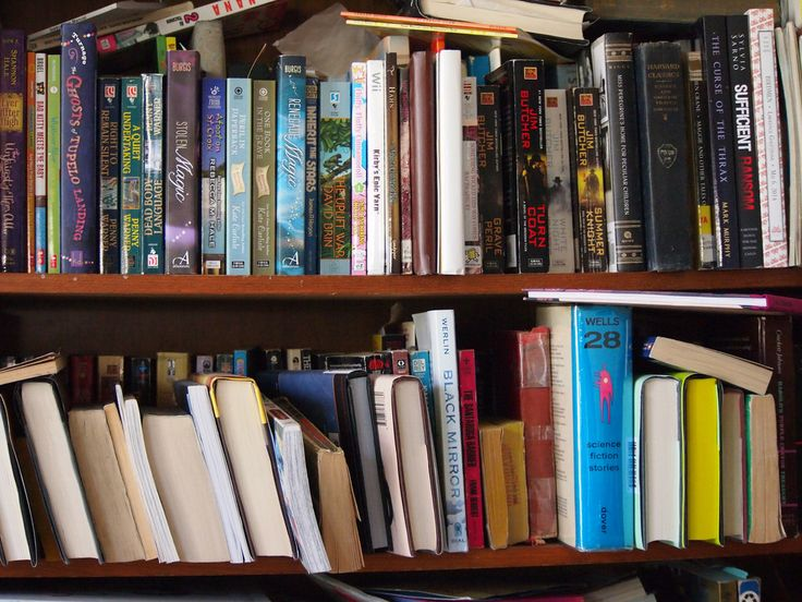 """""""Books are the quietest and most constant of friends; they are the most accessible and wisest of counselors, and the most patient of teachers."""" —Charles W. Eliot  Image by Sarah Sammis via Flickr at https://www.flickr.com/photos/pussreboots/"""