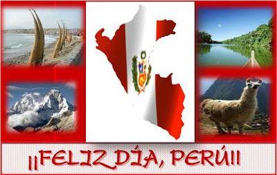 feliz dia peru imagenes para compartir | FELIZ DIA DE LA PATRIA - FELIZ 28 DE JULIO