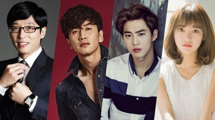Yoo Jae-suk , Lee Kwang-soo , EXO's Suho , gugudan's Kim Se-jeong, And More To Join Netflix Variety Show