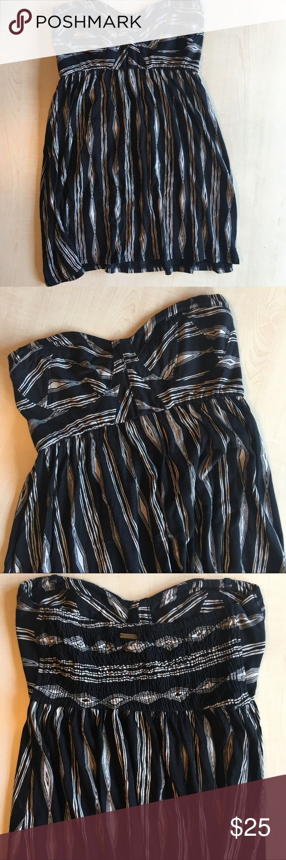 "Billabong Tube Top Dress Billabong Tube Dress •length 24"" -A12- Billabong Dresses Strapless"