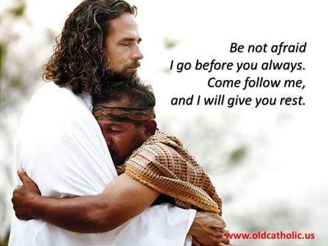 Be Not Afraid by John Michael Talbot with lyrics - YouTube