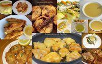 Για την 25η Μαρτίου! Μια ποικιλία συνταγών με μπακαλιάρο αλλά και με άλλα ψαρικά, μιας και στην περιοχή μας στις 25 Μαρτίου φτιάχνουμε ψάρι γενικώς και όχι μόνο μπακαλιάρο. Το πιάτο της ημέρα…